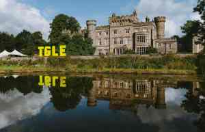 The Good Life Experience Castle Wales Festival 1