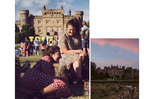 The Good Life Experience Castle Wales Festival 3
