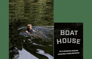 The Good Life Experience Lake Hawarden Wild Swim 3